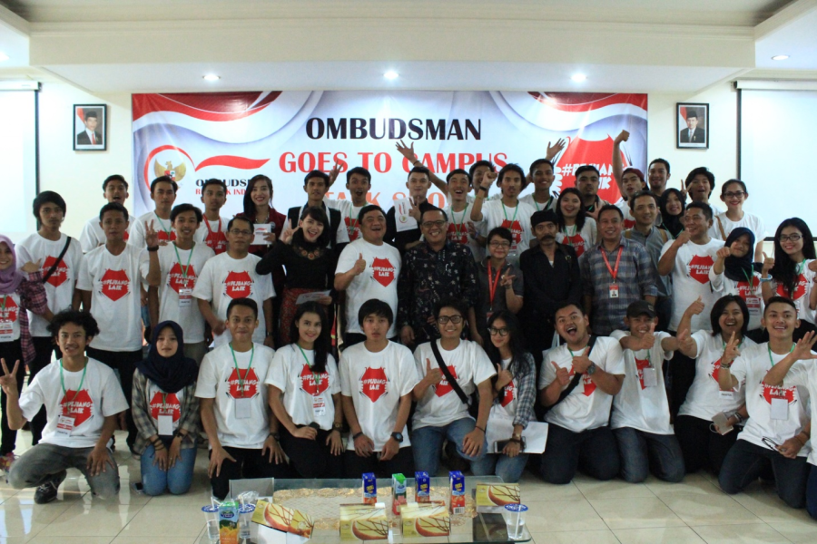 OMBUDSMAN Goes To Campus