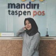 Devina Anggraeni, SE – PT Bank Mandiri Taspen Pos