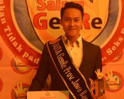 Juara 2 Duta GenRe Tingkat Provinsi Tahun 2017