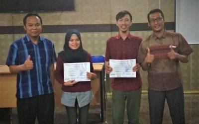 Staff IT Fakultas Ekonomi UNIGA Raih Gelar MTA