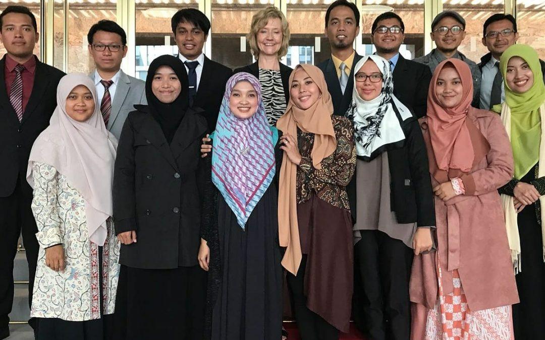 Dikirim ke Jerman, Dosen Muda Fekon UNIGA, Pelajari Kehidupan Muslim