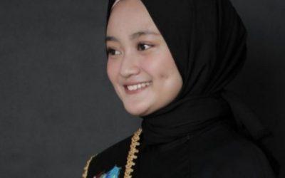 Reyna Fakhira Salsabila Tak Menyangka Raih Juara Moka Garut 2019