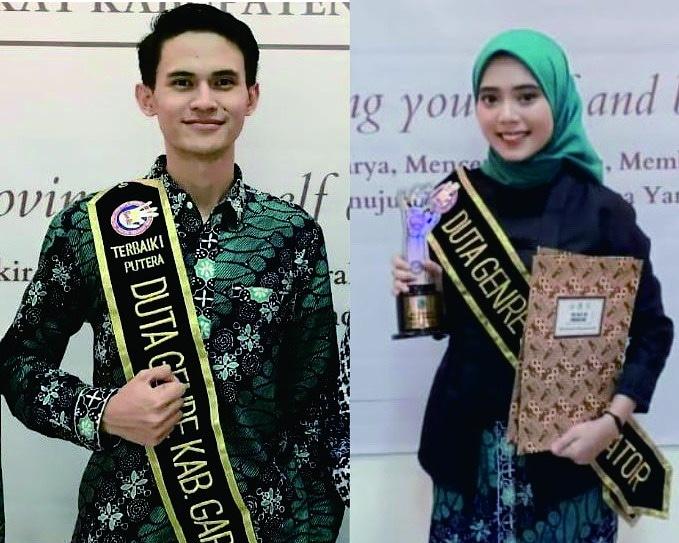 Mahasiswa FEKON UNIGA Raih Gelar Juara Duta GenRe Kab. Garut 2020